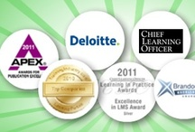Awards & Recognitions  / by Upside Learning