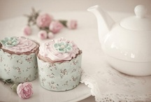 Tea party / by Shabby Art Boutique