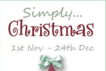 Annual Simply Christmas Event / Simply Christmas is held for 8 weeks from November 1st to December 24th every year. It's all about putting the homemade and home baked back into the holidays and creating an old fashioned Christmas.