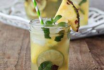 recipes:signature drinks / by Janice Einarson