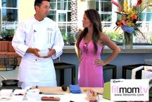 """KIANA / FIT COOKING / Kiana's Recipes: that are better for you and with a Hawaiian flare.  My recipes use minimal dishes = easy cleanup & my kids ask for seconds. ❤ Kiana's name and fit body are internationally known.  She has motivated millions of television viewers toward a lifestyle of health and fitness.  She is the Star and Founder of Kiana's Flex Appeal"""" the #1 rated fitness show airing in 80 million homes worldwide in 100 countries on ESPN. LIVE! Workouts @ www.kiana.com www.fitmomtv.com."""