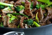 Beef Recipes / From steak recipes, ground beef recipes, and even meatloaf recipes, you'll find a beef recipe for dinner or even beef appetizer recipes here!