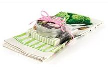 Getting gifty / Ways to combine or package Michel Design Works products