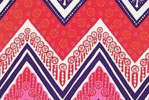 Fabrics / by Katy Kiser Caughran