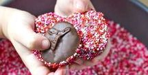 Valentine's Day / Valentine's Day Recipes, Crafts, Tutorials, DIY gifts and more!