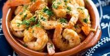 Seafood Recipes / Find recipes for canned tuna, frozen salmon, or fresh seafood too, shrimp recipes, any seafood you can think of!