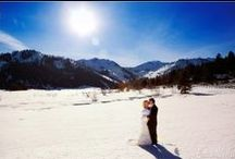 Lake Tahoe Winter Wedding / Inspiration for your Lake Tahoe Winter Wedding!