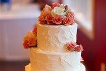 Wedding cake ideas / by Brittany Walters