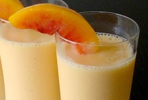 Drinks & Juice Recipes / by Robin Rouch