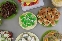 Tailgate Food / by Ann Eastham