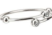 Bangles/Bracelets / by Chamilia Jewelry