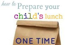 Kid Friendly Meals / by Janice Correa (Mami's Time Out)