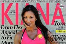 KIANA /  TOP FITNESS PINS / Each week, I pin my favorite MOTIVATING AND MOST INSPIRING FITNESS PINS on Pinterest!