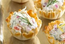 recipes: appetizers / by Janice Einarson