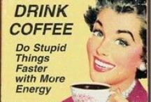 CrAzy CoFfFeE cOnSuMeR / Coffee!!! My drug of choice.  / by Jesse Dee