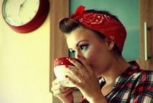 Rockabilly, Vintage, Pin Up and 50´ s !! ;)