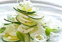 Salads / Salads and green