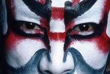 Japanese Theatre / Kabuki, Bunraku, Noh