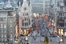 Antwerp / A city after my heart. I have to visit every year.