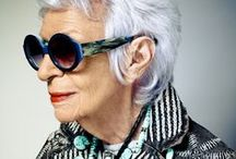 Iris Apfel / The most stylish lady around.