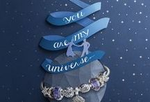 Written in the Stars / Inspired by the dreamers and star crossed lovers.  / by Chamilia Jewelry