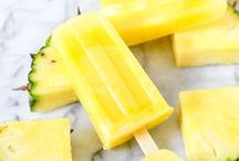 Popsicles and Ice Pop Recipes / ALL Ice Pop Recipes!! Homemade quick and easy ice pop recipes for all to enjoy! :)