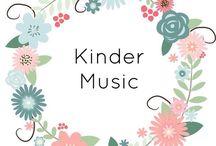 Kinder Music Class //
