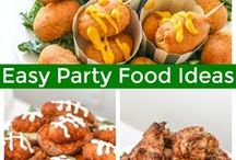 Game Day Food / Find all the best Game Day Food for the Big Game! Game Day Appetizers and Game Day Snacks are our favorite!