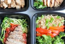 Clean Eating Meal Planning / Meal Prep / Find cleaning eating recipes, meal planning recipes and meal prep recipes for you and your family to keep a healthy lifestyle