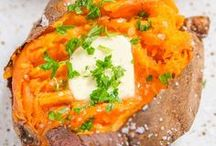 Air Fryer Recipes / Here you'll find all air fryer recipes, air fryer healthy recipes to air fryer dessert recipes! We definitely recommend trying our air fryer baked potato or even our air fryer baked sweet potato!