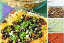 Mexican Recipes / Whether you're looking for Cinco De Mayo Recipes or Homemade Taco Seasoning, we have tons of Mexican Recipe! Mexican style recipes, plus Latin American, Spanish, Tex-Mex, Southwestern, and similar foods.
