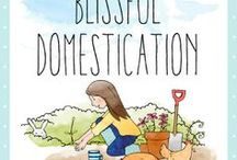 Blissful Domestication / Lifestyle, Parenting and Craft blog. Inspiration to inject some creativity an imagination into family life. Kids crafts, cooking with kids, outdoor activities etc