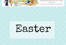 Easter / Easter ideas for children's Easter crafts, baking and activities