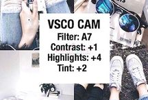 VSCO Cam / If you want to start an instagram feed but don't know what to do here's the right place for you!