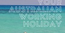 Australia Travel / Tips on travelling Australia, from working holidays to road trip itineraries, East Coast, West Coast, and beyond.