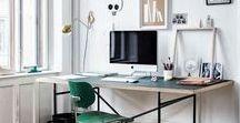 Büro & Arbeitsplatz / Deko und Interieur Inspirationen für dein Büro oder deinen Arbeitsplatz