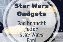 Star Wars Gadgets - Das braucht jeder Star Wars Fan! / Du bist Star Wars Fan? Gut, dann solltest du dir unbedingt diese coolen Star Wars Gadgets anschauen. Die Produkte sind jeden Cent wert!