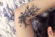 TATTOO / Inspirações de tattos femininas