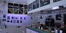 Muebles - vinoteca - / Trabajos realizados en colaboración con El Taller de Belén en Oviedo.