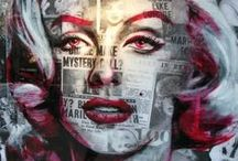 Marylin Monroe / # Marylin # Monroe # art