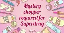 Testers Keepers - Mystery Shopping