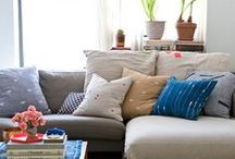 Simple Life | Creative Home / Colorful, inspiring, and uncluttered home spaces. / by Jennifer S. Wilson