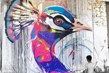 AMAZE.  Street Art & Installations. / Street Art. Detailed Work. Installations.  Amazing.