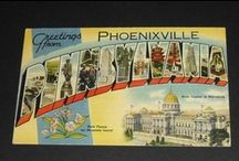 Phoenixville, PA  / by Mod Betty RetroRoadmap