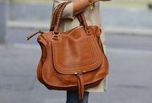 Love for shoes & bags...