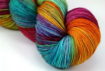 Yummy yarns and fibres