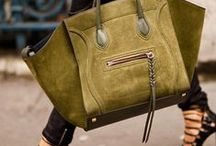 Bags.Bags.BAGS. / Bags to covet.  I want them all.