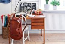 Simple Life | Workspaces / Beautiful creative workspaces and offices that make me swoon. / by Jennifer S. Wilson