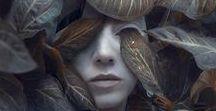 Somnium / Artworks from fantasy, sci-fi, etc.