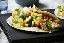 Taco Tuesday recipes  / Try these delicious family friendly taco recipe ideas